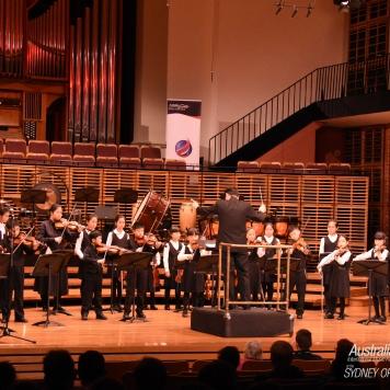 Huafa Teenager String Orchestra - PR China