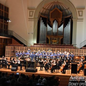 D'Angelic Choir - Indonesia