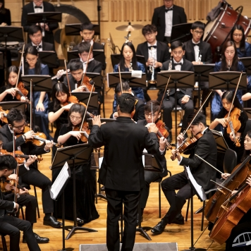 Hong Kong Youth Symphony Orchestra – Hong Kong