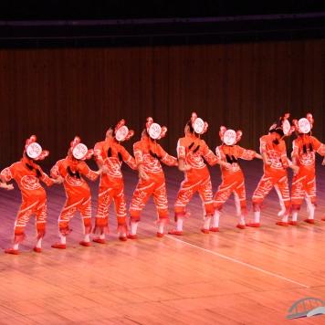 Liuyi Dance & Borong Dance & Shanghai Chunyalinyun Art Training Center-PR China