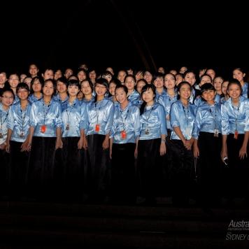 Nanyang Girls' HS - Singapore
