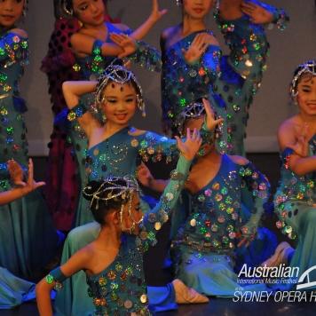 Shangwuyameng Dance Studio-PR China 2017
