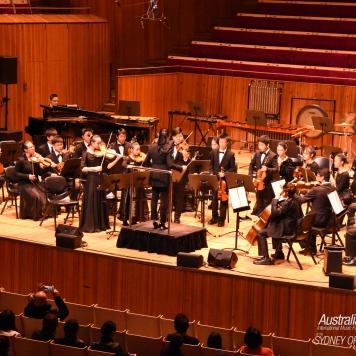 Sydney Musicool Ensemble-PR China