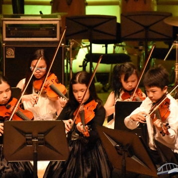 Taipei Chanson Youth Orchestra-Taiwan