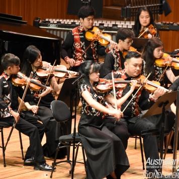 Trinity Youth Symphony Orchestra - Indonesia