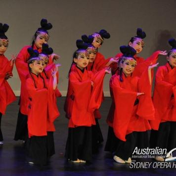 Yang You Dance Studio & Orange Dance Studio-PR China
