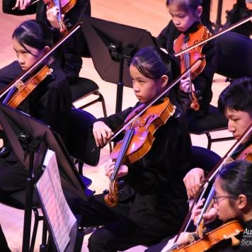 Zhong-Zheng Junior High School String Orchestra